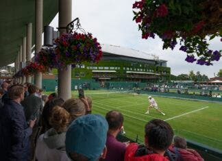 Kevin Anderson Wins Opening Match at Wimbledon, Faces Djokovic Next