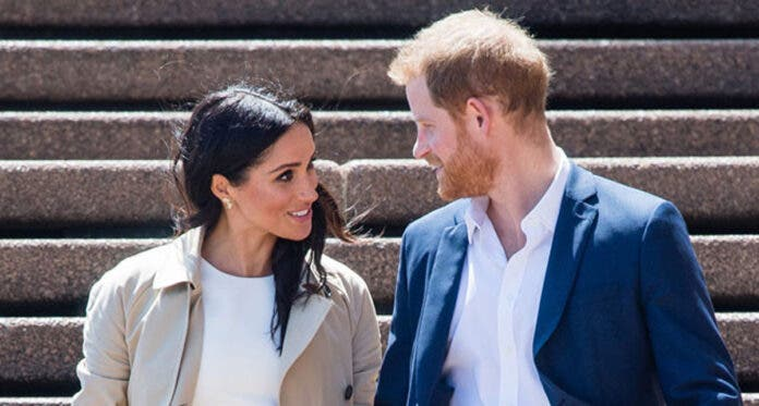 Harry and Meghan Name New Baby Girl After Queen and Diana - Lilibet Diana