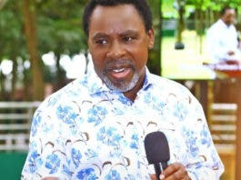 Well Known Nigerian Preacher 'Prophet TB Joshua' Passes Away