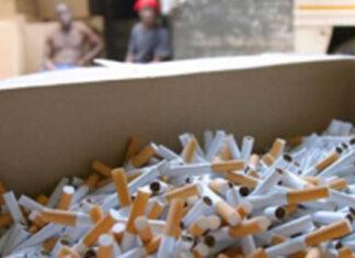 SARS seizes illicit cigarettes worth R6m