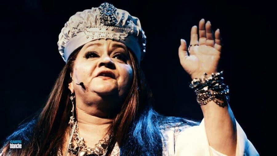 Shaleen Surtie-Richards queen