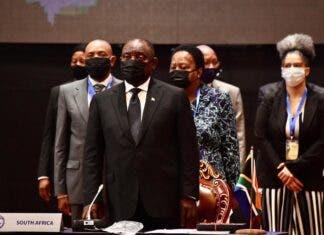 SADC Troops to Combat Mozambique Terrorism