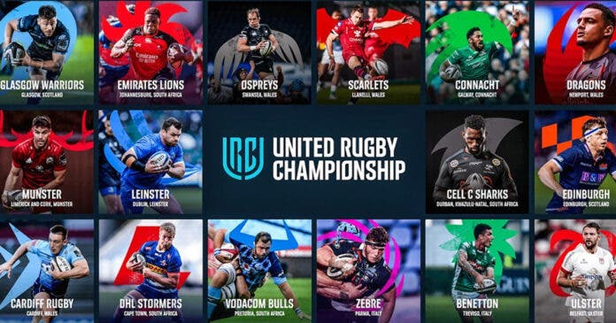 South Africa to Join Europe Clubs for United Rugby Championship