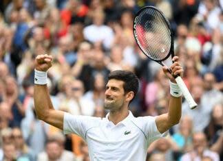 Djokovic Knocks Out SA's Kevin Anderson at Wimbledon