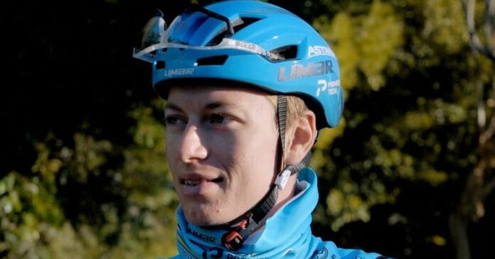 Stefan de Bod Tour de France South African