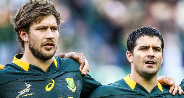 Frans and Morne Steyn are in line to face the British & Irish Lions again.
