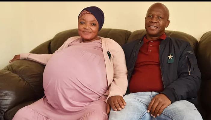 South African Woman Gives Birth to 10 Babies and Breaks World Record