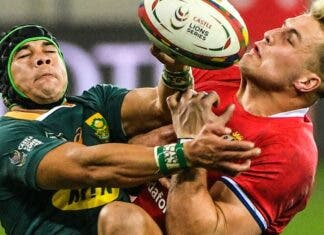 Lions Clinch Opening Match with Second-Half Comeback Against Springboks