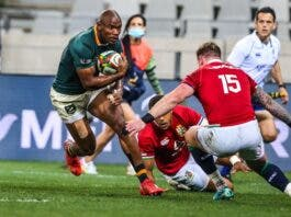 Springboks Level the Lions Series With Big Win in Cape Town