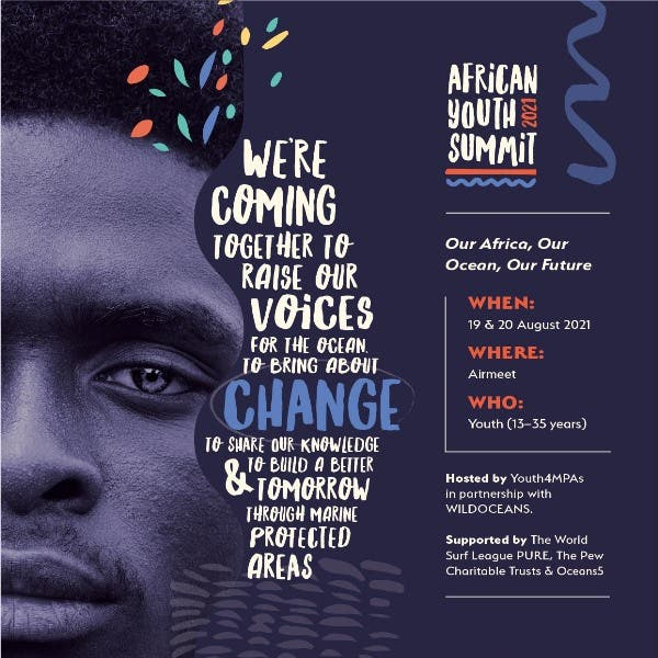 African Youth Summit graphic 2021