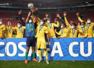 Bafana Bafana are Cosafa Cup 2021 Champions