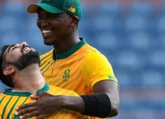 Proteas South Africa Clinches Twenty20 International Series in West Indies