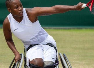 SA President Tweets Message to Wheelchair Tennis Star KG for Wimbledon FINAL