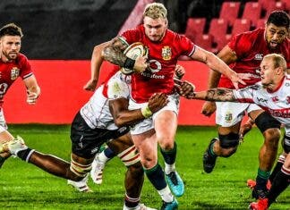 Lions Start South Africa Rugby Tour with Big Win in Johannesburg