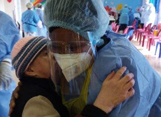 Netcare Teams Go Above and Beyond to Vaccinate Mentally Challenged Home with Kindness