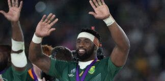 Lions Series: Springbok's Siya Kolisi