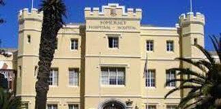 Somerset Hospital Western Cape Jamie Pyatt