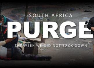 Hard-Hitting South African Video Anthony George Kirkwood