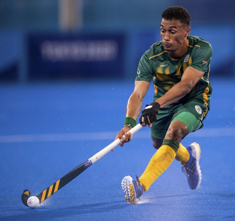 South Africa hockey Olympics