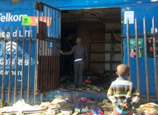 Sporadic looting and protests continue in Alexandra, Johannesburg
