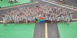 Team South Africa Olympics Tokyo