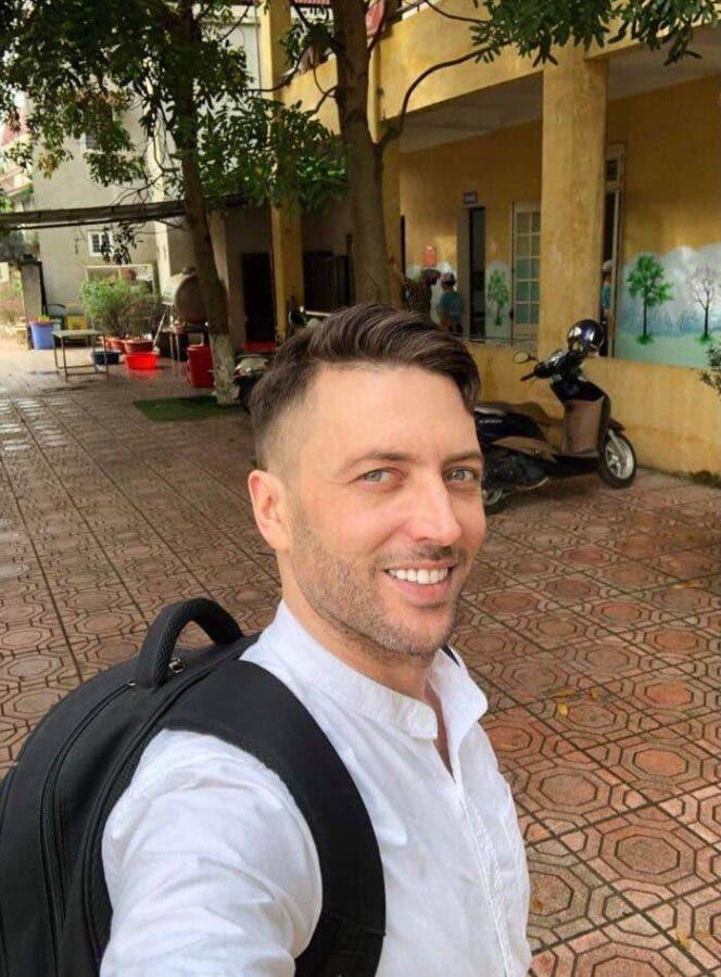 Dale teacher Vietnam South Africa