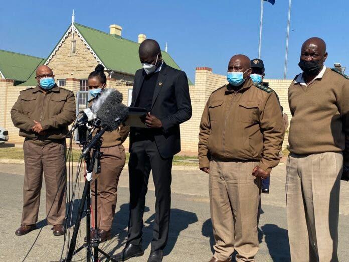 jacob Zuma incarceration