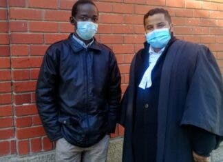 Charges withdrawn against man accused of starting Cape Town fire