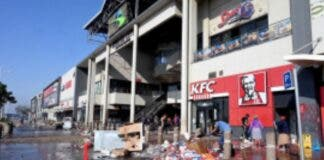 10 suspects remanded for alleged role in Durban unrest