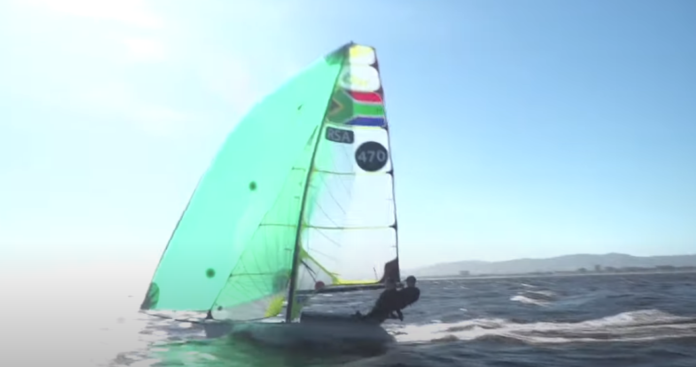 olympics sailing dream