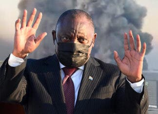 President Ramaphosa Will Address the Nation on Violent Protests