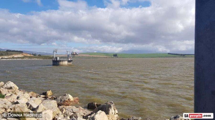 theewaterskloof dam water level