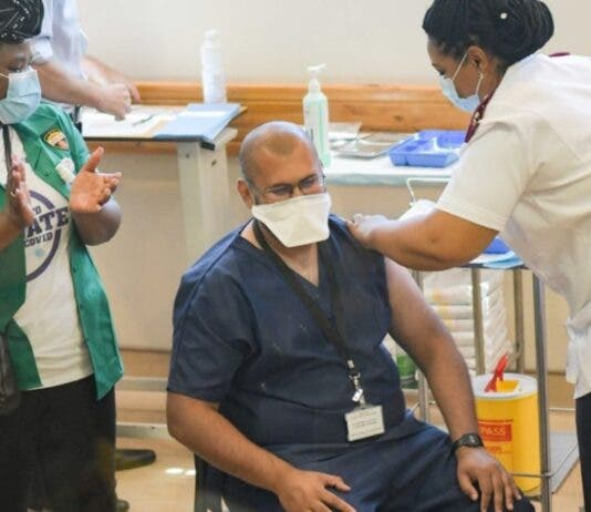 Over 4 million vaccines administered, as rollout goes full steam ahead