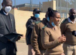 Zuma prison photos