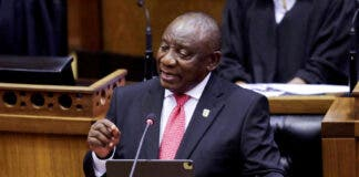 Major SA Cabinet Reshuffle: New Finance, Health and Defence Ministers