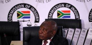 Zondo Ramaphosa corruption Zuma Remain