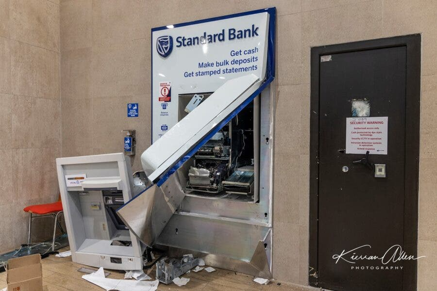 Over 1,200 ATMs, 310 Bank Branches Vandalised and R119-Million Stolen in Recent Unrest - SABRIC Report