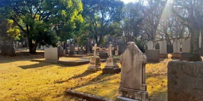 Brixton Cemetery rejuvenation Johannesburg