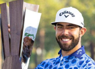 SA Golfer Erik van Rooyen Wins 1st PGA Tour Title in Dream Come True