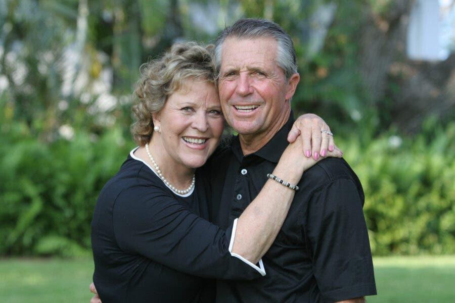 Gary Player wife Vivienne dies