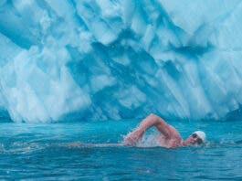 Lewis Pugh Embarks on Toughest Swim of His Life in Greenland: #ClimateSwim