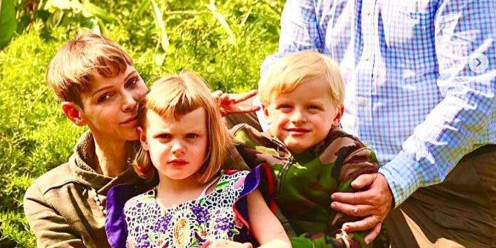Princess Charlene of Monaco 'Thrilled' to be Reunited with Family in South Africa