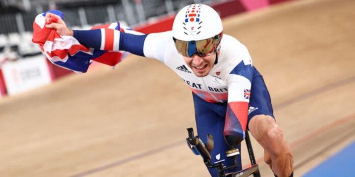 Jaco van Gass wins Gold Paralympics SA expat South African