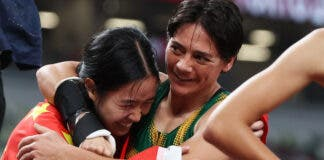Sheryl James Scoops Fifth Medal for South Africa at Tokyo Olympics