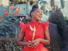 South African Actress Thuso Mbedu WINS Hollywood Award. WATCH Oprah Interview