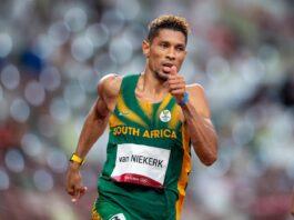 Wayde van Niekerk 'Very Disappointed' by 400m Exit at Semi-Final Stage