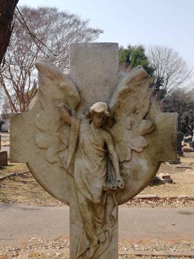 brixton cemetery jhb city