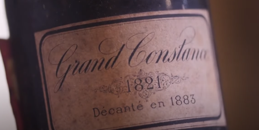 napoleons wine carte blanche
