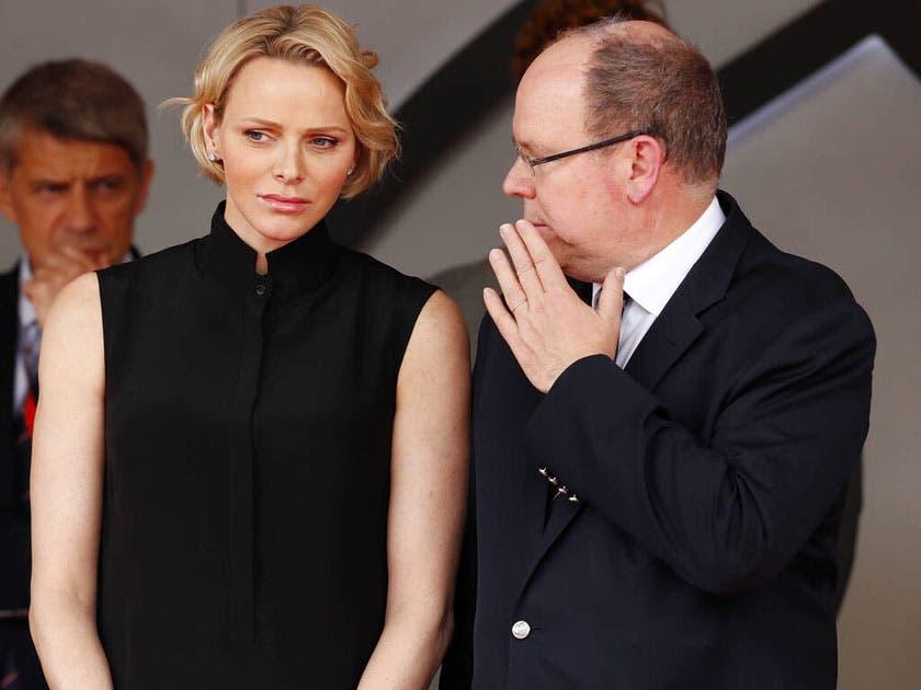 Princess Charlene ready return Monaco Prince Albert