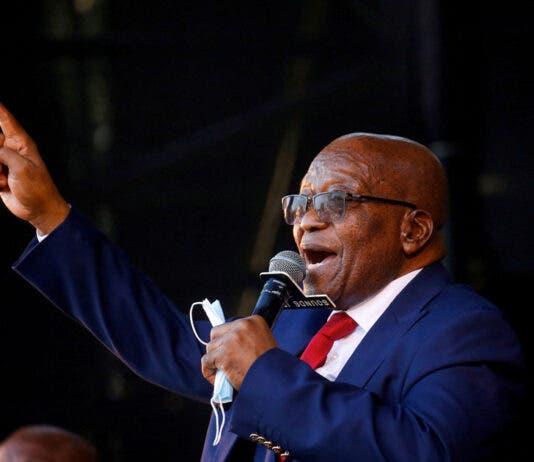 arms deal trial jacob zuma south africa
